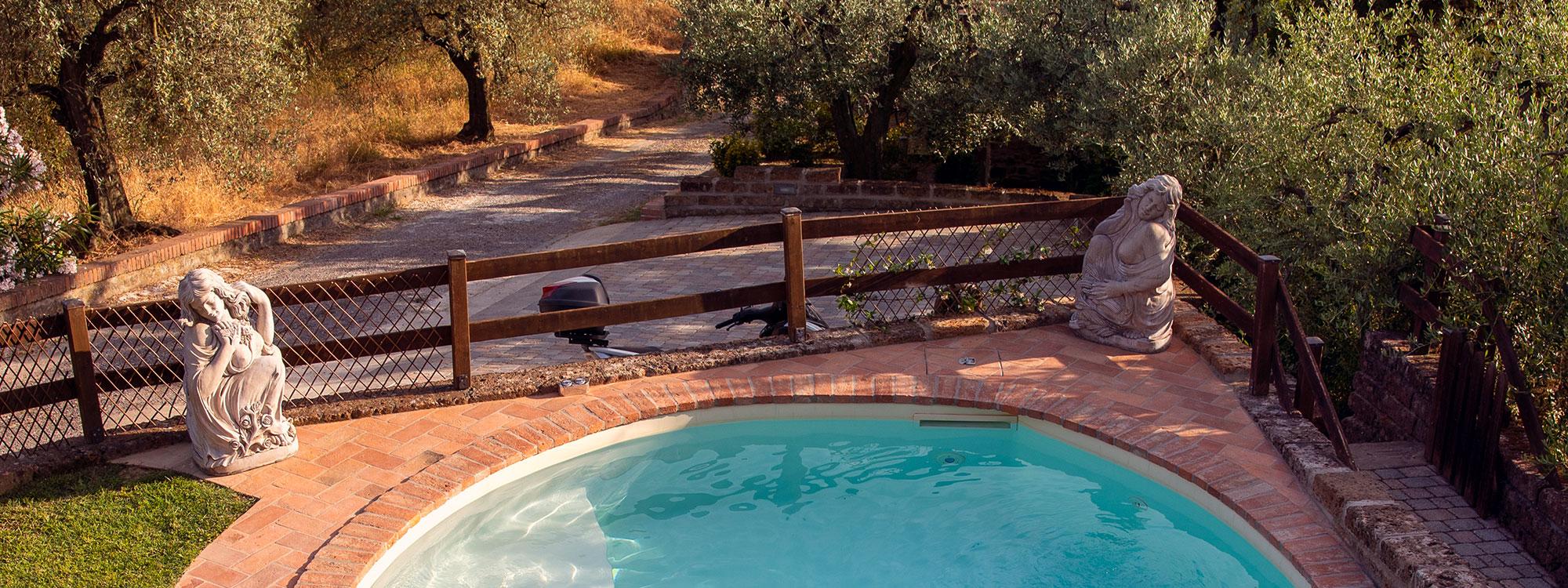 Swimming pool – Slide